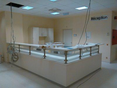Interiéry Hospitalier Libreville