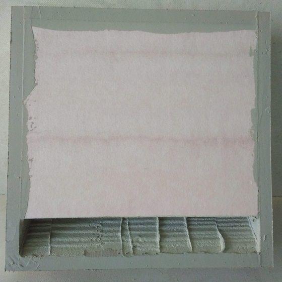 Nehořlavá budka do zateplení pro netopýry neprůlezová FEN1 400 x 400 x 100