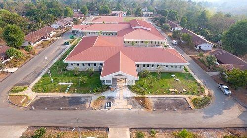 Nemocnice v Pakse