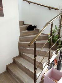 Vinylové schodiště
