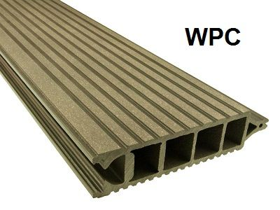 Terasy WPC